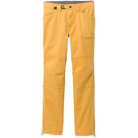 Prana Kragg Pants Men, geel